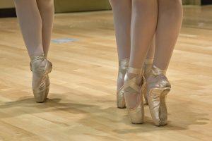 Baletky v balerínkach